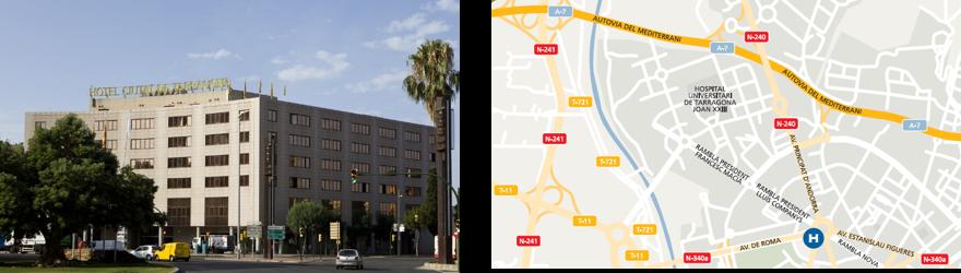 Hotel SB Ciutat de Tarragona