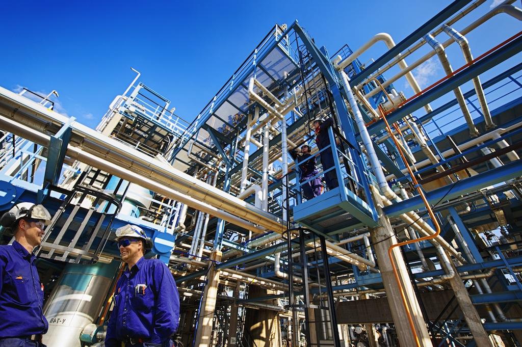 Economic Safety - das CSE verbindet Sicherheit von Anlagen und Prozessen mit wirtschaftlicher Produktion.