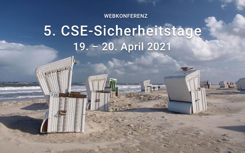 CSE-Sicherheitstage 2021